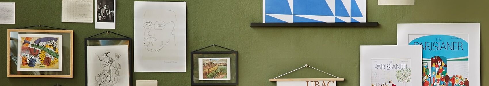 Gallery & Frames