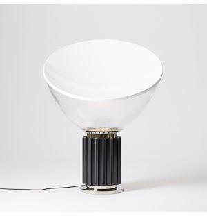 Taccia Small LED Lamp Black