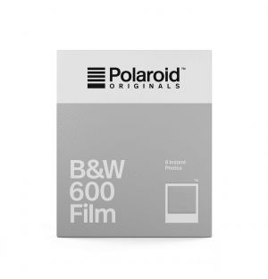 Polaroid 600 Film Black & White