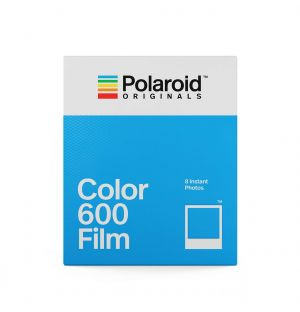 Polaroid 600 Film Colour