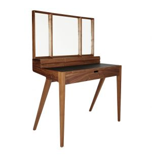 Kingston Dressing Table Walnut