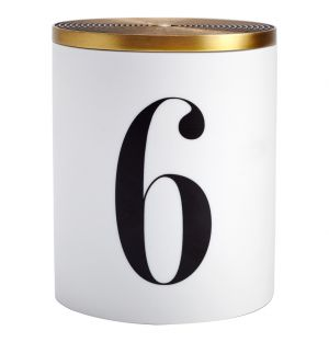 Jasmin d'Inde No.6 Single Wick Scented Candle