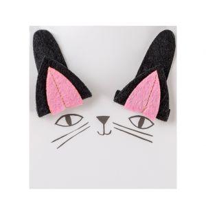 Cat Ears Hair Clips