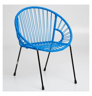 Kid Chair Navy Blue