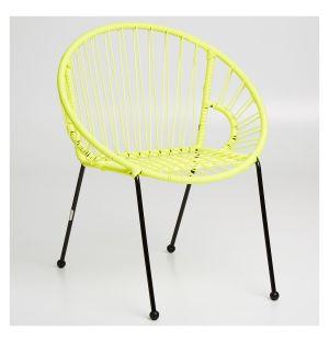 Kid Chair Yellow