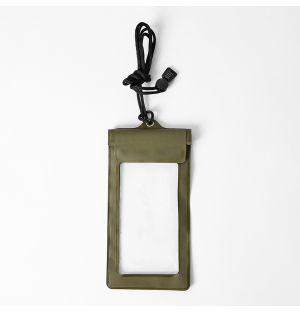 Waterproof Phone Sleeve Green
