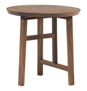754S Trio Side Table Walnut