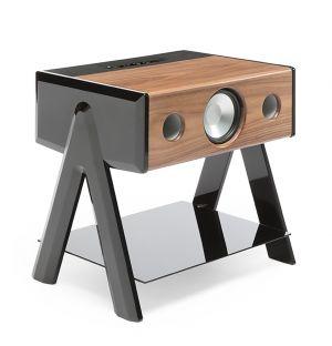 Cube Speaker Woody