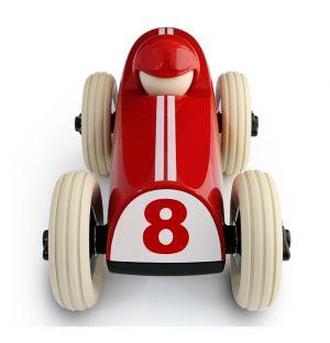 Midi Buck Toy Car Red