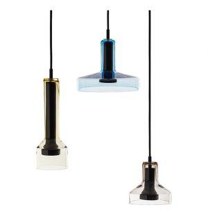 Stablight Triple Pendant LightSmall Multi-Coloured