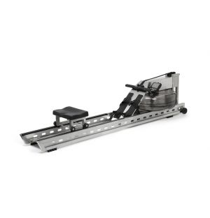 S1 Rowing Machine Stainless Steel