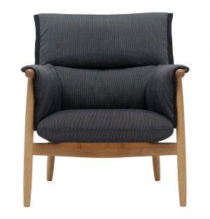 E015 Embrace Lounge Chair Oiled Oak