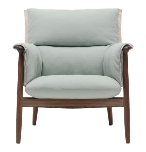 E015 Embrace Lounge Chair Oiled Walnut