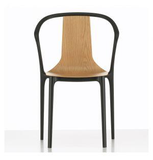 Belleville Side Chair Wood
