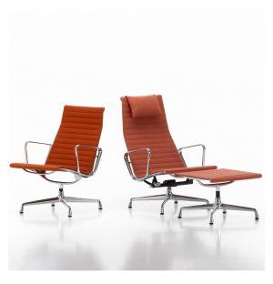 EA116 Swivel Lounge Chair Hopsak Fabric