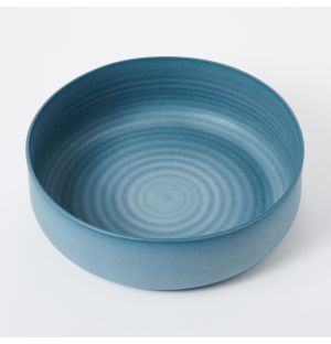 Toulouse Serving Bowl Petrolio