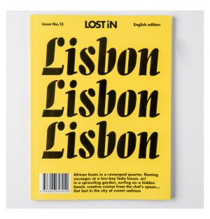 LOST iN Lisbon City Guide