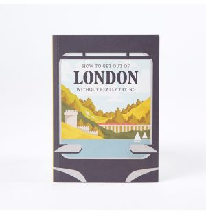 'How To Get Out Of London Without Really Trying' Book