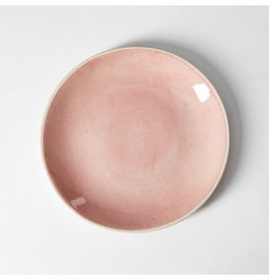 Brights Side Plate 23cm Pink