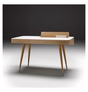 AK 1330 Desk Corian & Oak