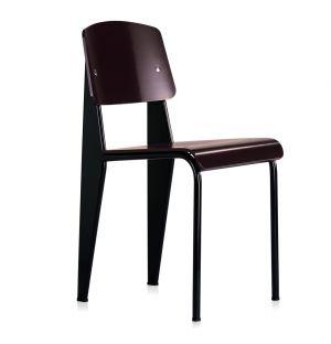 Standard SP Chair Black Base & Plastic Shell