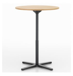 Super Fold High Table Round