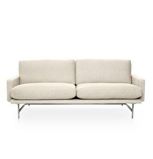 Lissoni Sofa 2-Seat Fame Fabric