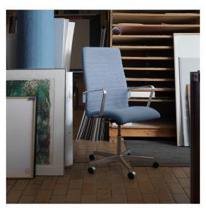 Oxford Chair Premium Rime Fabric
