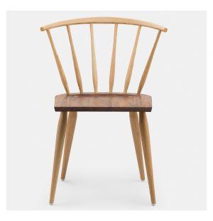 Ibstone Windsor Chair Ash & Walnut