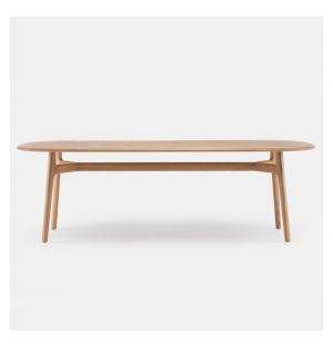 Solo Oblong Table Oak