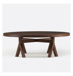 Commune Coffee Table Black Walnut