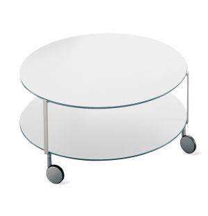 Giro Coffee Table 110 Cm White