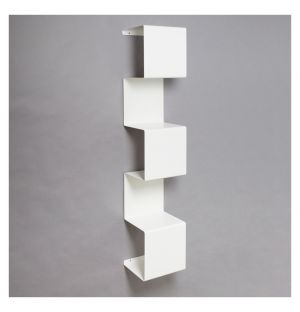 Showcase #1 Shelving White