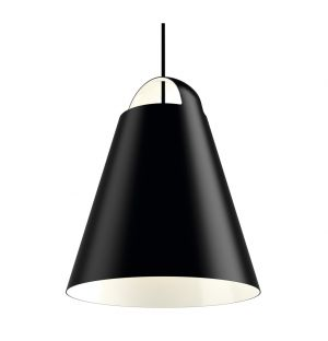 Above Pendant Light Black Large