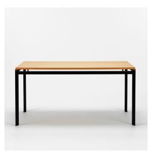 PK52A Student Desk Oak