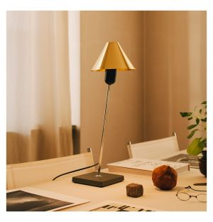 Gira Table Lamp Brass
