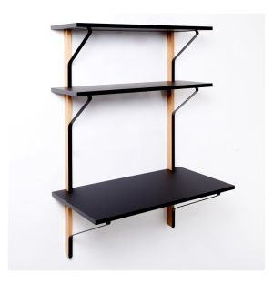 Exclusive Kaari Wall Shelf Fenix Finish