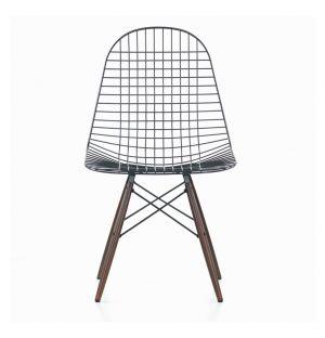 DKW Wire Chair Basic Dark