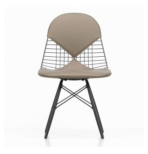 DKW Chair Black Maple & Leather