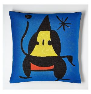 Miró 'Blue' Cushion Cover 45cm x 45cm