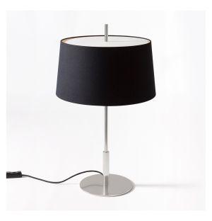 Diana Table Light Nickel Base