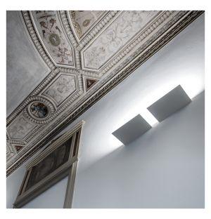 Foil LED Wall Light White