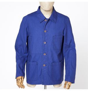 Men's No.4 Workwear Jacket Hydrone Blue