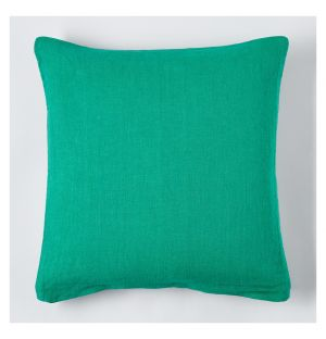 Children's Cushion Cover Linen Absinthe