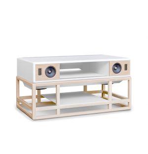 AP 160 Speaker White