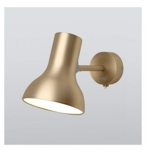 Type 75 Mini Wall Light Metallic