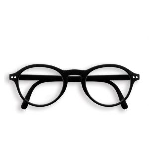 LetMeSee #F Folding Reading Glasses Black