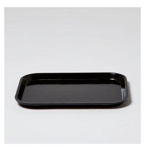 Rectangular Tray Black Small