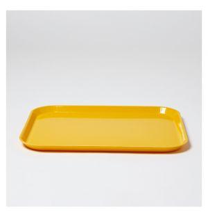 Rectangular Tray Mustard Large