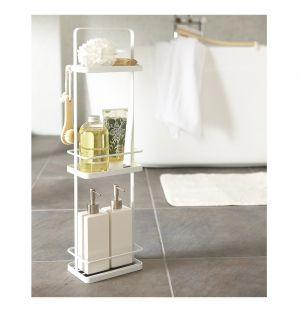 Tower Bath Rack White